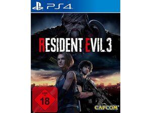ak tronic Resident Evil 3 PS4 Resident Evil 3