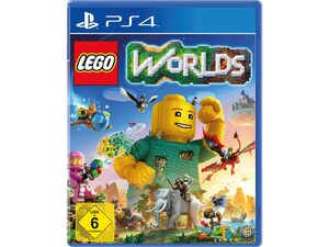 ak tronic Lego Worlds PS4 Lego Worlds