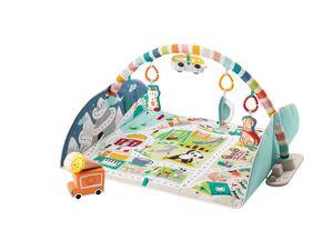 Fisher-Price Jumbo Abenteuer Spieldecke