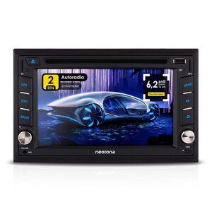 Neotone »MEX-N3600« Autoradio (2 DIN, Windows, mit Navi, universell)