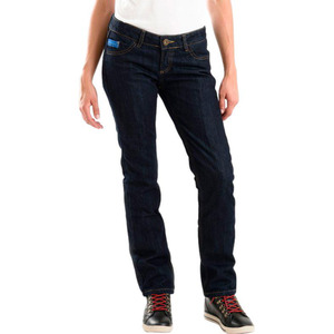 Crystal Palace Raw Damen Jeans