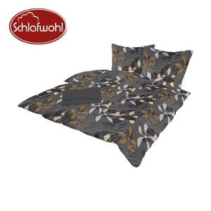 Fleece-Bettwäsche versch. Farben und Dessins, bestehend aus: 2 Bettbezügen, 135 x 200 cm 2 Kissenbezügen, 80 x 80 cm 2 Spannbetttüchern, 100 x 200 cm
