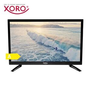 """HTL 2449 · HD-TV · HDMI, USB, Scart, CI+ · integr. Kabel-, Sat- und DVB-T2-Receiver · Maße: H 34,2 x B 55,7 x T 4,9 cm · Energie-Effizienz A (Spektrum A+++ bis D)  Bildschirmdiagonale: 24""""/60 c"""