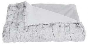 Home Ideas Living Mikrofaser-Kuscheldecke 150x200cm, grau
