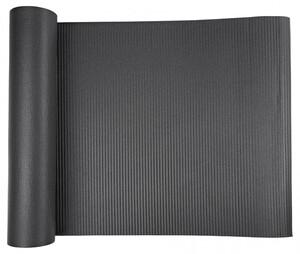 TreuerSport Fitness Ultrasoftschaummatte Premium, cool-grey