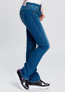 Herrlicher Gerade Jeans »JAYDEN« mit leichtem Push-Up-Effekt