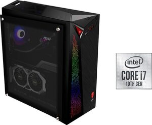 MSI MEG Infinite X 10SD-698DE Gaming-PC (Intel 10700KF Core i7, RTX 2070 SUPER VENTUS, 32 GB RAM, 2000 GB HDD, 512 GB SSD, Wasserkühlung)