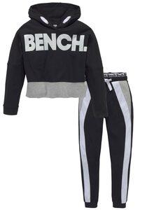 Bench. Shirt & Hose (Set, 2-tlg) mit Logodruck-Bündchen