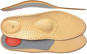 Fußgut Einlegesohlen »Leder Komfort Einlage« (1 Paar)