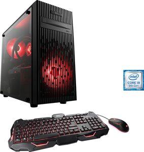CSL HydroX T9188 Gaming-PC (Intel® 9900KF Core i9, GTX 1650, 16 GB RAM, - GB HDD, 500 GB SSD, Wasserkühlung)