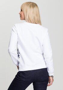 H.I.S Sweatshirt mit Retro-print