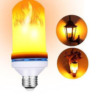 LA VAGUE FLAME LED-Lampe mit Flammeneffekt