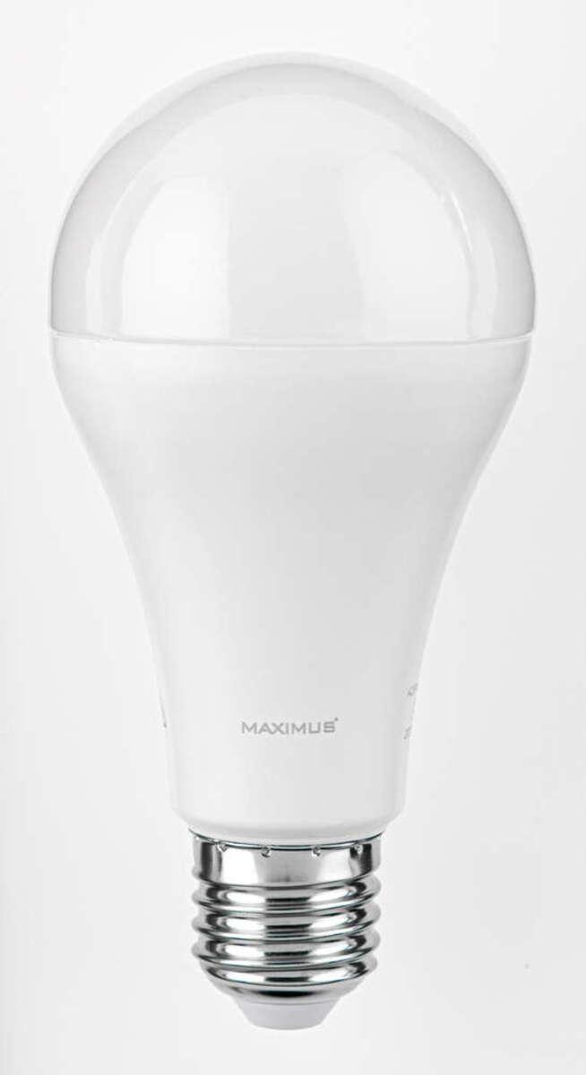 "Bild 1 von Maximus High Power LED-Leuchtmittel ""A-Shape "" E27, 16 Watt"