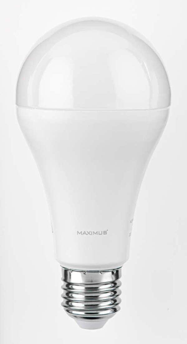 "Maximus High Power LED-Leuchtmittel ""A-Shape "" E27, 16 Watt"