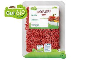GUT bio Bio-Hackfleisch vom Rind
