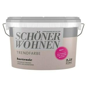 SCHÖNER WOHNEN-Farbe Wandfarbe Trendfarbe
