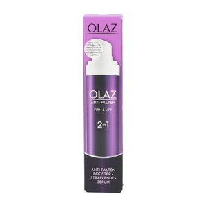 "Olaz Tagescreme und Serum  ""2-in-1 Anti Wrinkle Firm & Lift"" 50 ml"