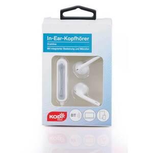 KODi Basic Stereo-Drahtlos-Kopfhörer weiß