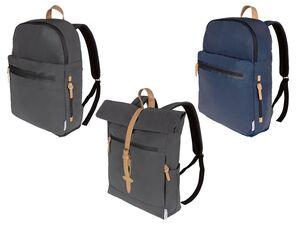 TOPMOVE® Rucksack, reflektierend, mit Laptopfach