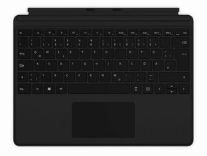 Microsoft Surface Pro X Keyboard, für Microsoft Surface, schwarz