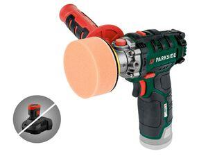 PARKSIDE® Akku-Ausbesserungspolierer »PAAP 12 B2«, ohne Akku und Ladegerät (ohne Akku und Ladegerät)