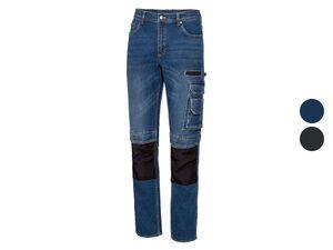 PARKSIDE® Jeans Herren, mit Knieverstärkung