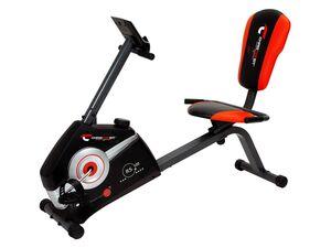 Christopeit Sport Sitz-Heimtrainer »RS 100«, 6 kg Schwungmasse, ergonomische Rückenlehne
