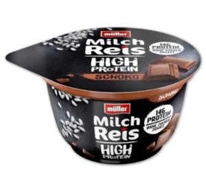 MÜLLER High Protein Milch Reis