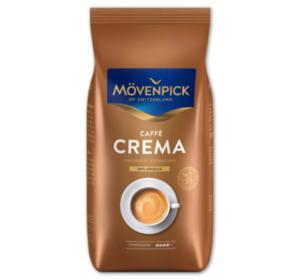 MÖVENPICK Caffè Crema oder Latte Art