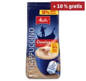 MELITTA Cappuccino Classico oder Choco