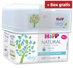 HIPP Natural Babysanft Feuchttücher