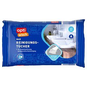 opti wisch Bad-/WC-Reinigungstücher