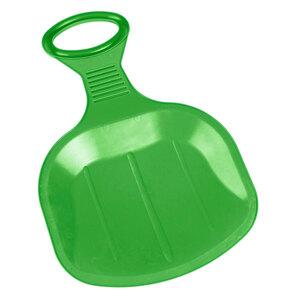 "Tellerschlitten ""Bingo"", grün"