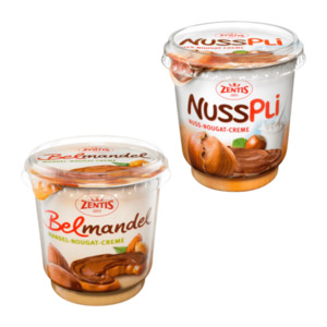 Zentis Nusspli / Belmandel