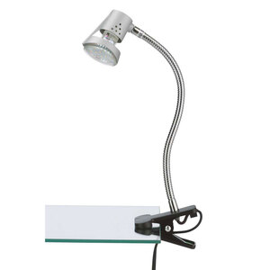 "Briloner              LED-Klemmleuchte ""Pinch"", grau"