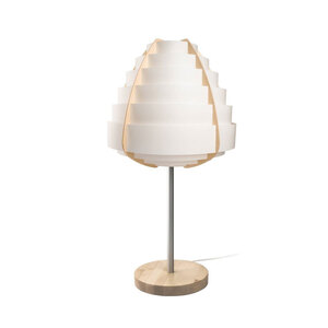 """Tischlampe """"Soleil 110"""", weiß"""
