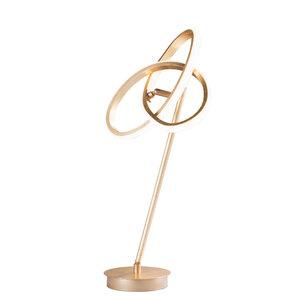 """Wofi              LED-Tischleuchte """"Eliot"""", gold"""