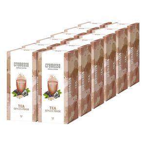 Cremesso Tea Ceylon Pekoe 16 Kapseln 96 g, 12er Pack