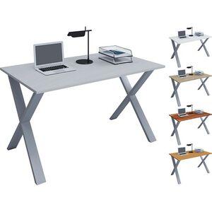 """VCM Schreibtisch Computertisch Arbeitstisch Büro Möbel PC Tisch """"Lona X"""""""