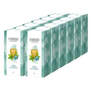 Cremesso Peppermint Tea 16 Kapseln 34 g, 12er Pack