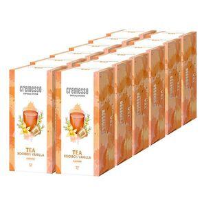 Cremesso Rooibos Vanilla Tea 16 Kapseln 32 g, 12er Pack