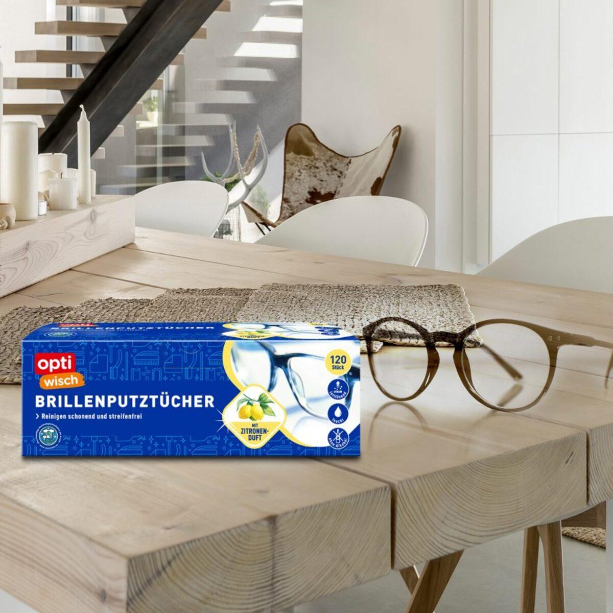 Bild 2 von OPTIWISCH     Brillenputztücher