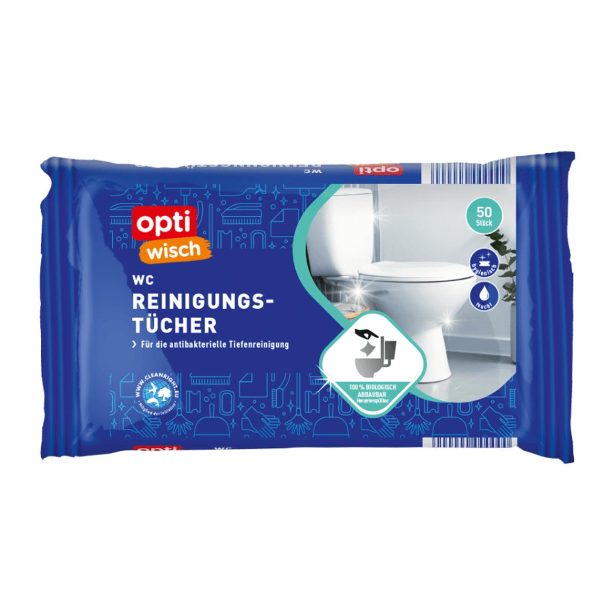 Bild 3 von OPTIWISCH     Reinigungstücher