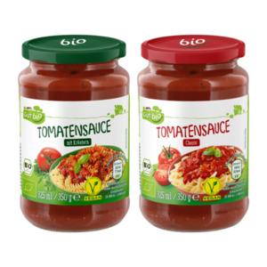 GUT BIO     Bio-Tomatensauce