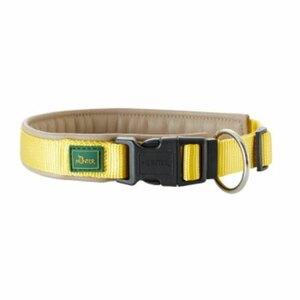 Hunter Halsband Sevilla Vario Plus Gelb 35-40 cm
