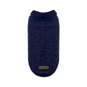 Canada Pooch Northern Knit Pullover Blau XS