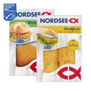 Nordsee Backfisch, Fischfrikadelle