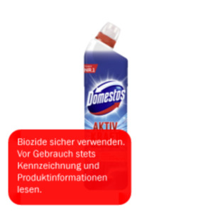Domestos Aktiv Kraft WC-Gel