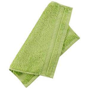 Waschlappen KRONBORG® de Luxe (30x30, grün)