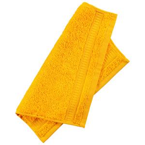 Waschlappen KRONBORG® de Luxe (30x30, gelb)